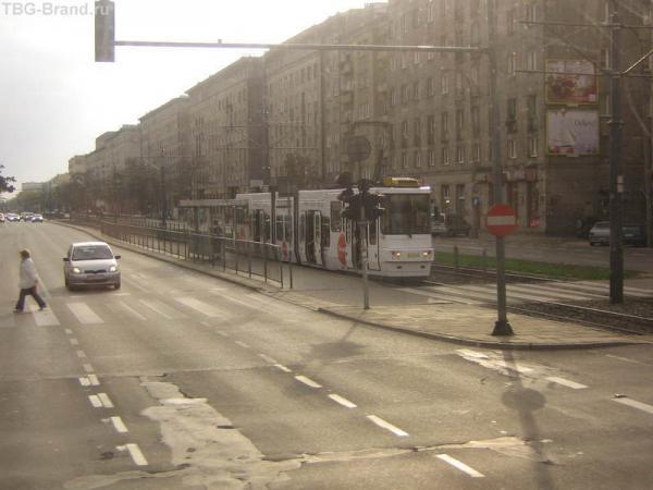 Современная Варшава