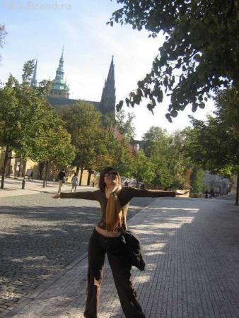 Ура! Я в Праге