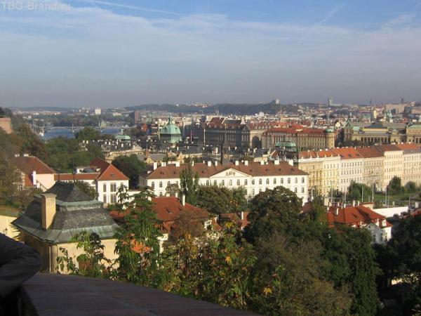 Вот какая она, Прага!
