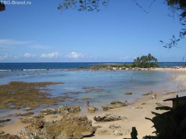 Отлив на пляже №2