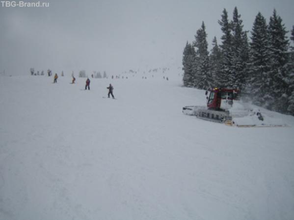 Снегу по пояс