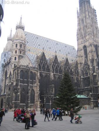 одноименный собор, на Stephans platz