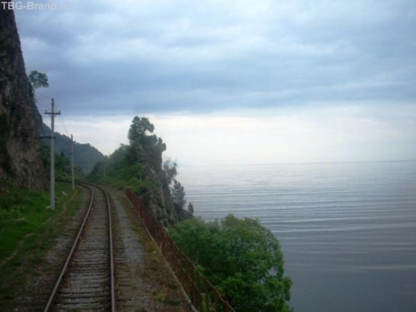Западное побережье Байкала