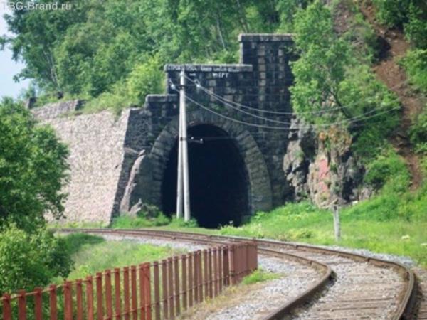 тоннель с параболическим сечением.