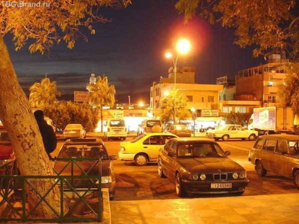 Ночная Акаба