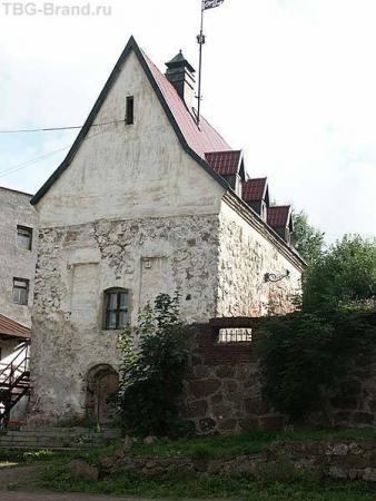 Средневековый дом