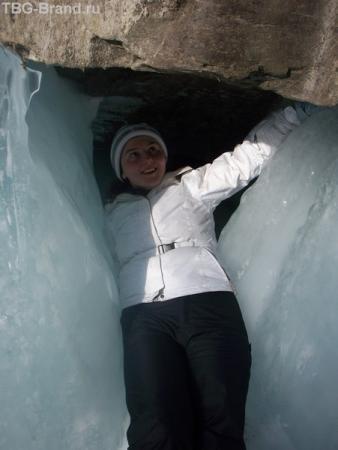 это избушка ледяная