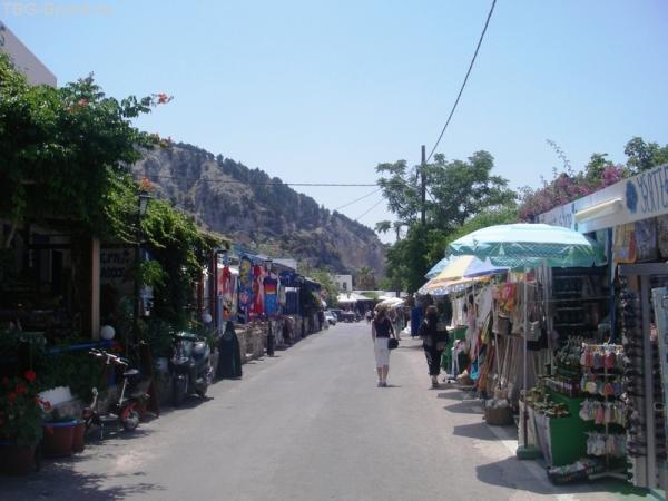 деревня Зиа - сад Эгейского моря