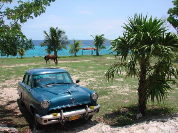 Карибское побережье Кубы