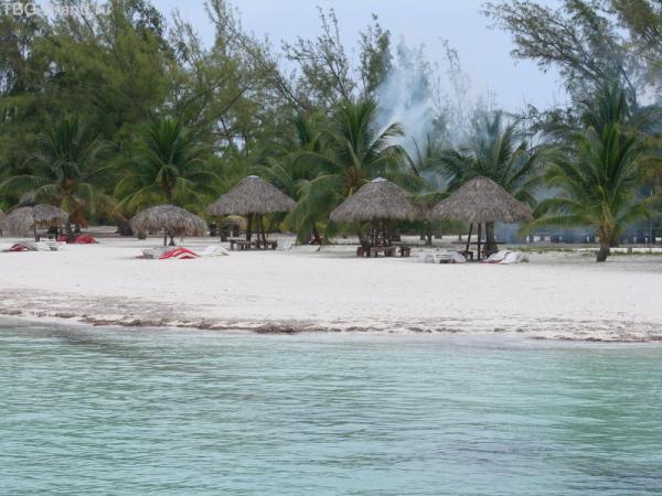 остров Кайя-Бланка