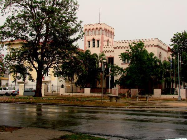 Фешенебельный район Гаваны
