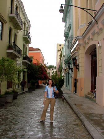 На улочках Гаваны