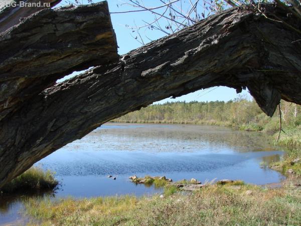 Заколдованное озеро Казачка