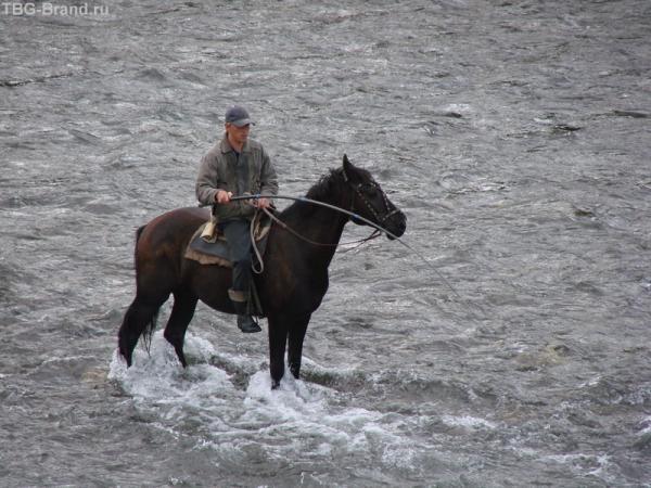 Рыбалка по-чарышски