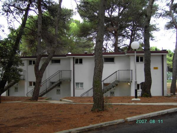 Наш домик со стороны комплекса Терраса