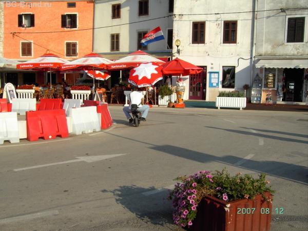 Новиград. Смешной мопедик или мотоциклл
