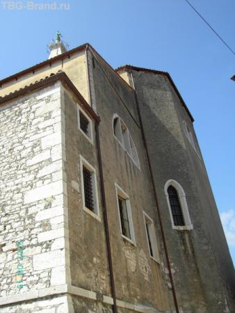 Ровинь. Собор Святой великомученицы Эуфимии