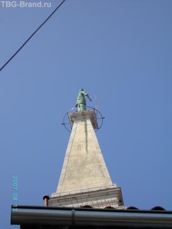 Ровинь. Статуя Эуфимии. Увы - это все, что мне удалось...