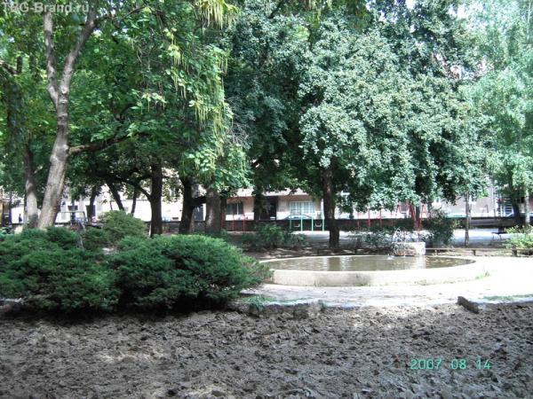 Парк Рыбняк