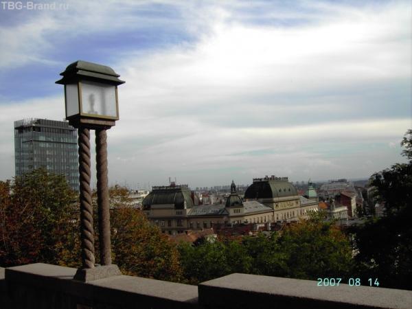 Панорама Нижнего города