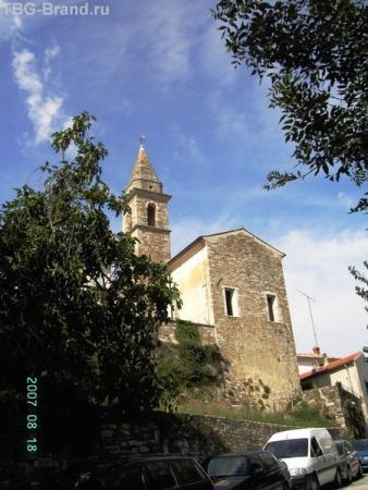 Колокольня Церкви Святой Марии
