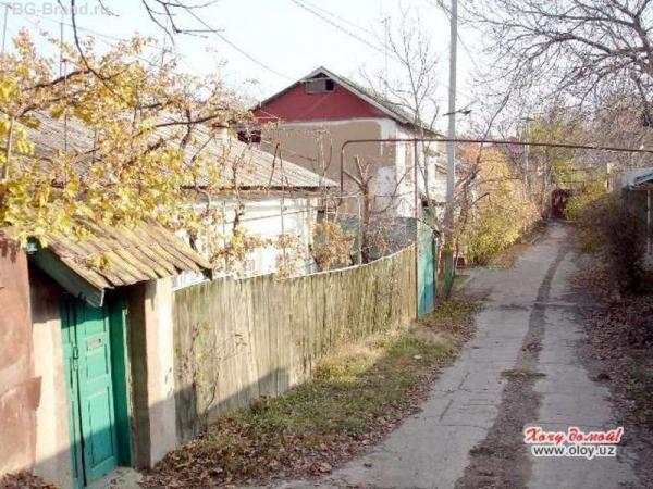 Ташкент. Частный сектор