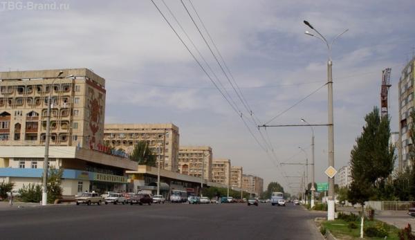 Ташкент. Новые улицы