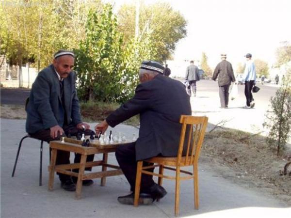 Досуг узбекские мужчин