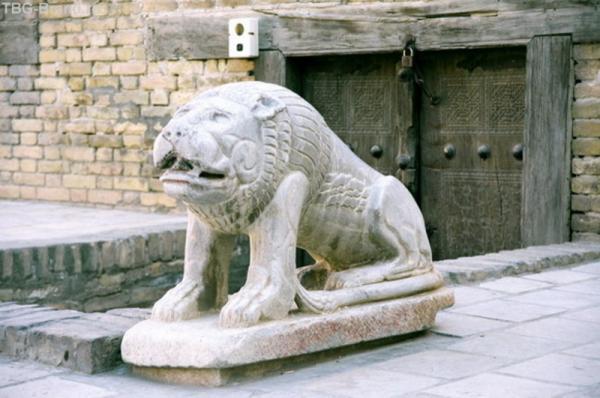 Бухарский лев
