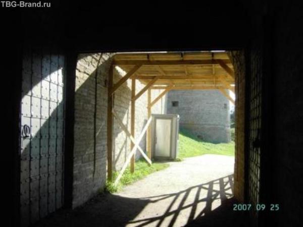 Выход из крепости