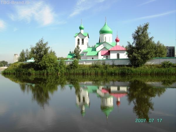 Церковь преп. Сергия Радонежского