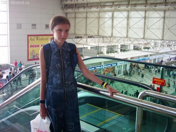 Аэропорт Анталии тоже растет