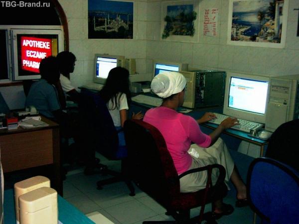 интернет-кафе