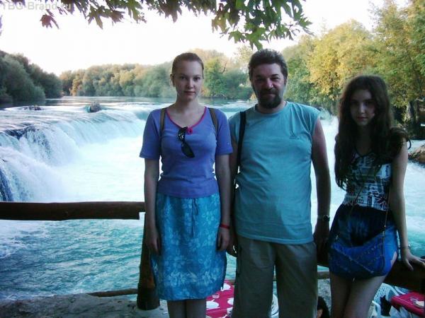 Водопады в Манавгате