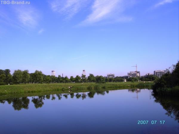 7 Парк городов-героев (Пулковский парк)