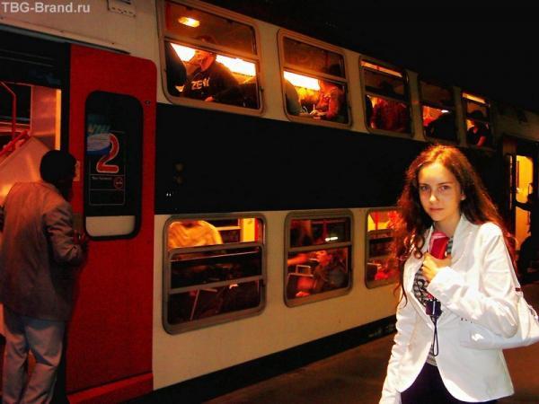 RER вместо метро