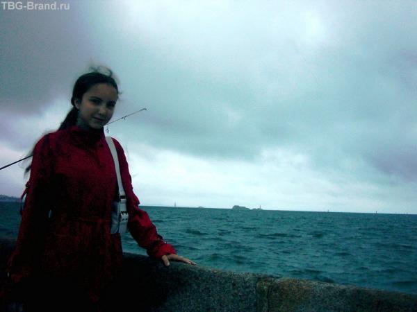Океан наступает