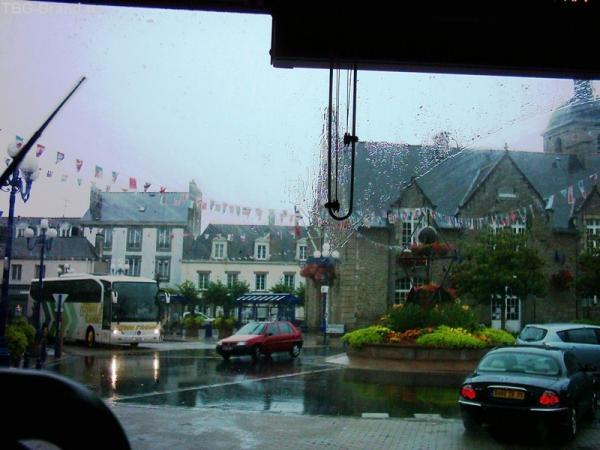 Дождь в Параме