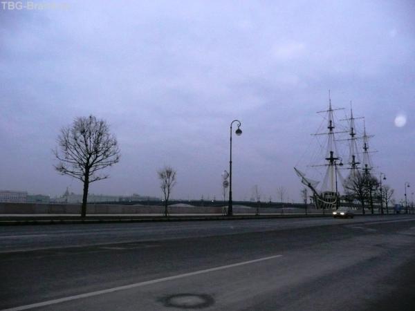 Сказка Петровской набережной