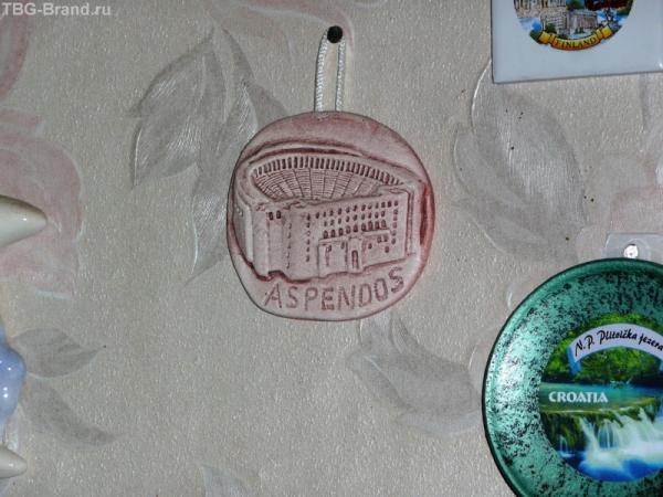 Аспендос (Турция)