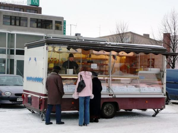 Любимая финская рыба - лохи во всех комбинациях :)))