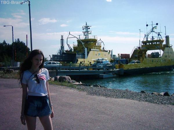 Круиз - старт :)