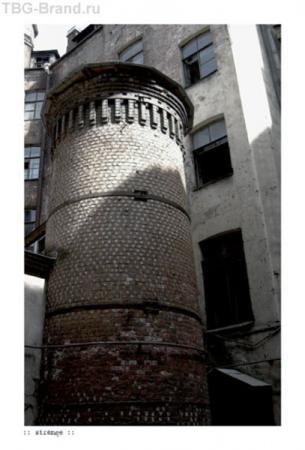 Чужое фото грифоновой башни