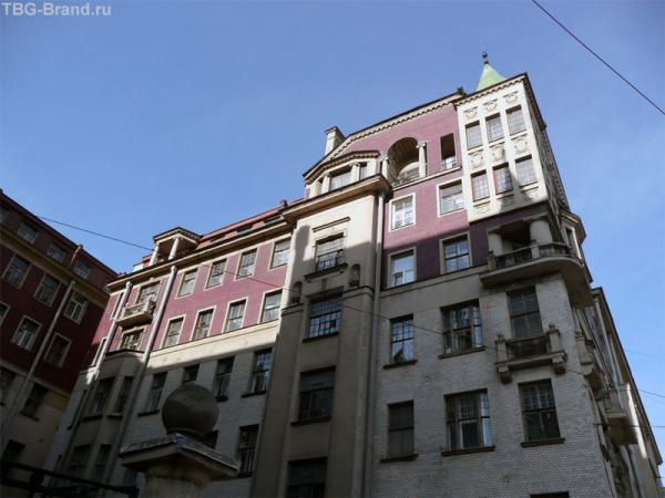 Полежаевский дом