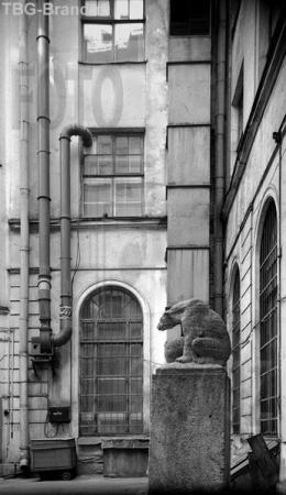 Дом Мертенса. Двор. Чужое фото http://www.fotosoyuz.ru/