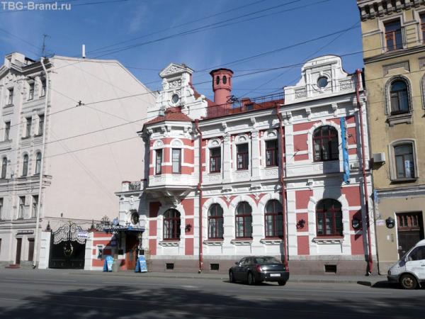 дом № 63 - дом К. Зигеля; 1888—1890 год, архитектор И. С. Китнер