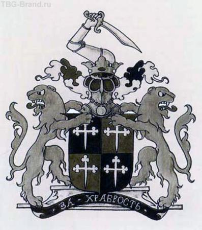 Герб семьи Набоковх