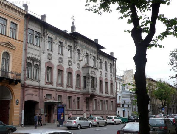 Дом Набоковых. Фотография 03.07.2008