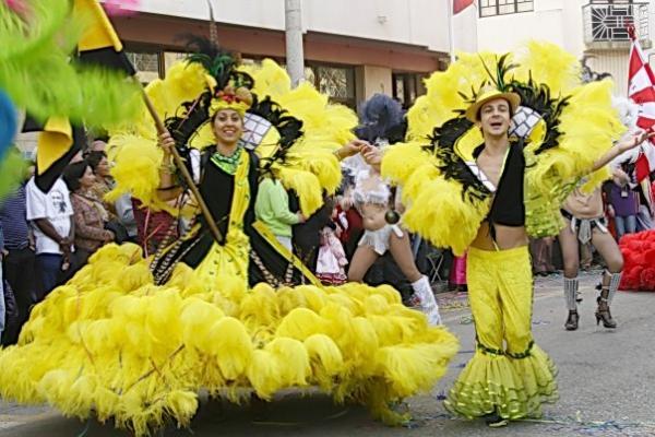 Праздник всех праздников-карнавал
