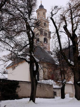 Кавалезе. Францисканский монастырь